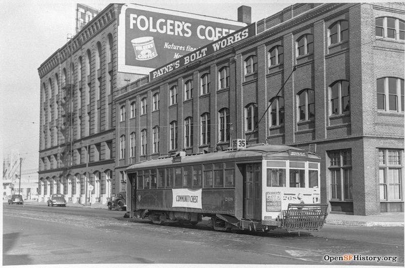 File:Folgers Coffee at Main and Howard 1938 wnp67.0462.jpg