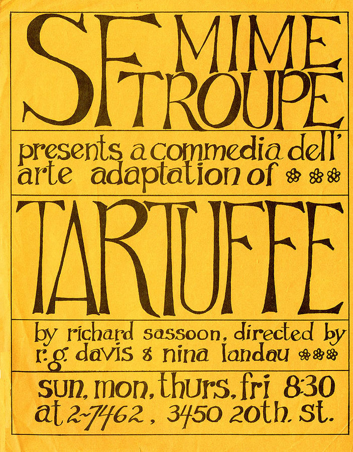 a literary analysis of neoclassic comedy tartuffe by moliere
