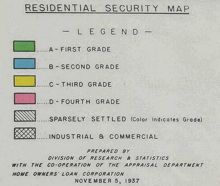 history of redlining in san francisco neighborhoods