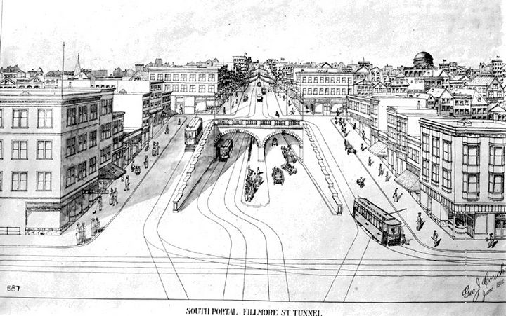 1912 proposed tunnel on fillmore.jpg