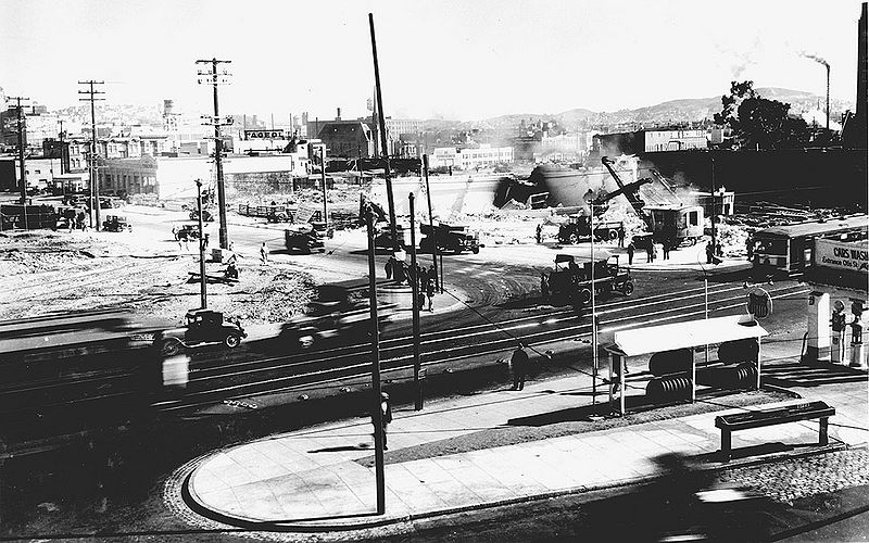 File:South-Van-Ness-south-from-Mission-and-Otis-Sept-15-1931-SFDPW.jpg