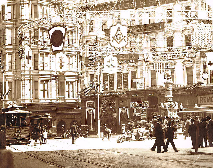 Geary-Market-and-Kearny-w-Lottas-Fountain-c-1900.jpg