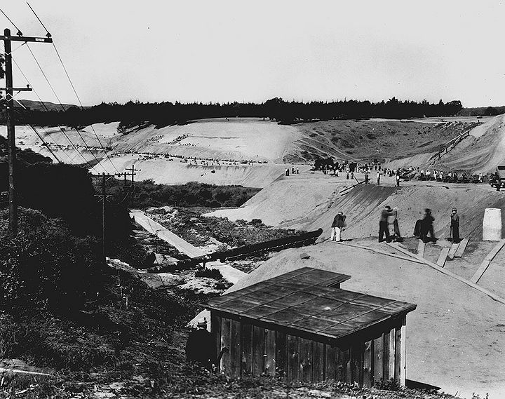Stanley-Drive-construction-(now-Brotherhood-Way)-west-from-Junipero-Serra-WPA-project-March-19-1935-SFDPW.jpg