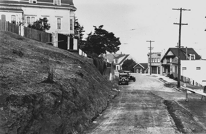 Laidley-St-north-at-Fairmount-w-Bell-Mansion-Nov-2-1928-SFDPW.jpg