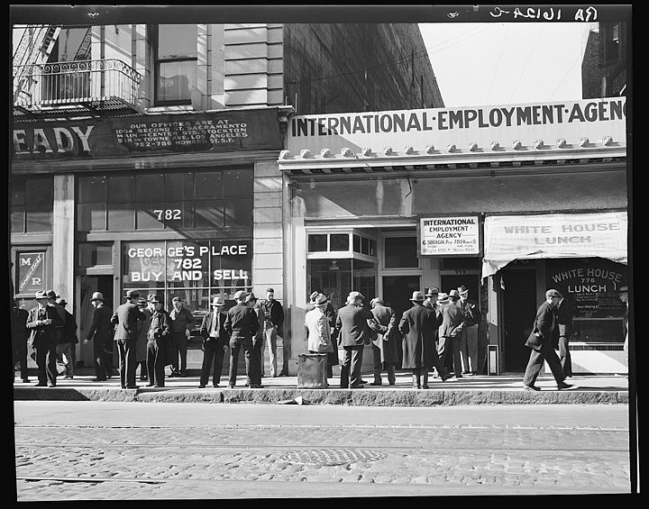 Employment agency. San Francisco--Feb 1937 8b31663v.jpg