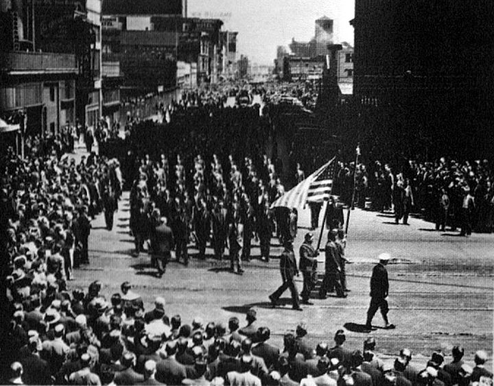 1934-funeral-march-on-Steuart-and-Market.jpg
