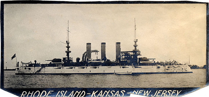 1908 great white fleet Rhode Island Kansas NJ AAF-0360.jpg