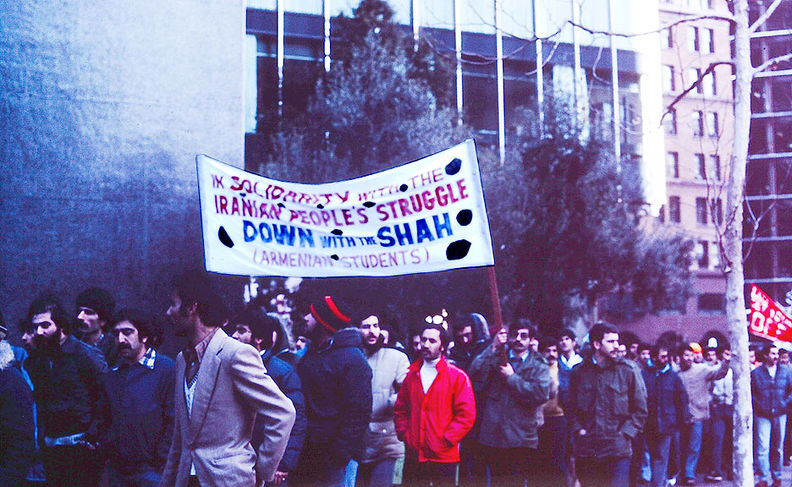 Dec-30-1978-Down-with-Shah-Armenian-Students HK-Yuen 0111.jpg