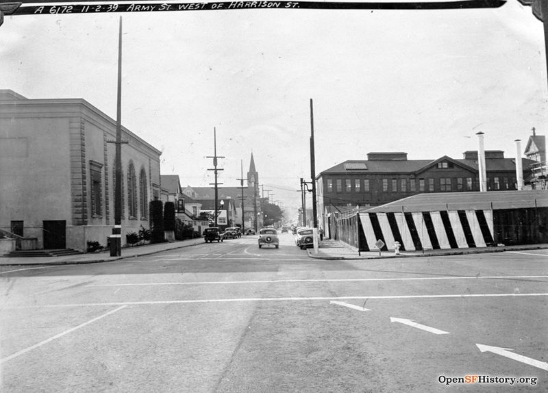 File:Nov 2 1939 Le Conte school Army St. west of Harrison dpwbook SPECIMP16 dpwA6172 Before widening wnp36.04330.jpg